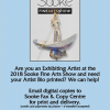 Thumbnail image for ATTENTION SOOKE FINE ARTS SHOW EXHIBITORS!