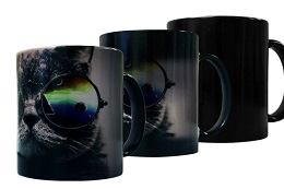 Post image for Heat Activated Coffee Mugs – COOL!